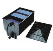 Xclear 3-kamerfilter 220 ltr