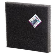 Velda Filterschuim 50 x 50 x 2 cm Zwart