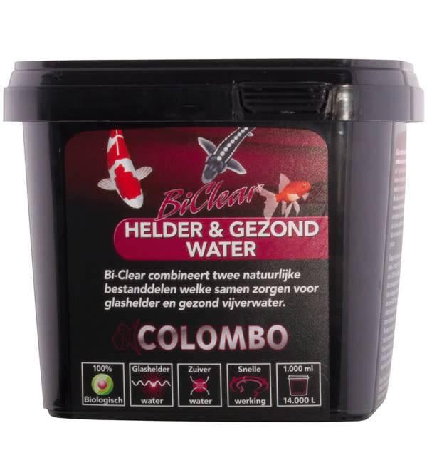 Colombo Colombo Bi Clear Helder & Gezond Water - 1.000 ml