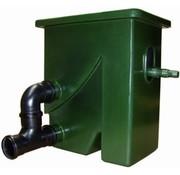 Aquaforte Aquaforte Compactsieve II Pompgevoed Zeefbochtfilter Groen