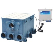 Aquaforte Filtergaas 120 micron RVS voor Aquaforte Trommelfilter