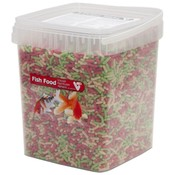 Velda Velda Fish Food 3-Colour Sticks - 10 Liter
