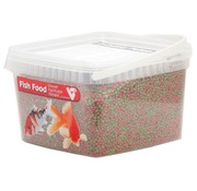 Velda Velda Fish Food 2-Colour Pellet 3mm - 2,5 Liter