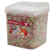 Velda Velda Fish Food 3-Colour Sticks - 5 Liter