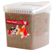 Velda Velda Fish Food 2-Colour Pellet 3 mm 5000ml