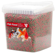 Velda Velda Fish Food 2-Colour Pellet 6mm - 5 Liter