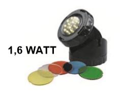 Aquaforte Aquaforte Vijver en Tuin LED Lamp 1x 16 Watt