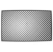 Aquaforte Kunststof Filterrooster standaard zwart