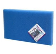 Belone Filtration Filterschuim Filtermateriaal voor Vijvers 100 x 50 x 2 cm Blauw