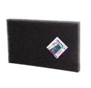 Belone Filtration Filterschuim Filtermateriaal voor Vijvers 100 x 50 x 2 cm Zwart