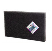Velda Filterschuim 100 x 50 x 2 cm Zwart