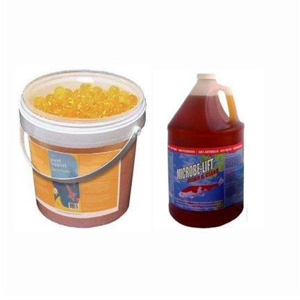 Opstart & Onderhoudsbacteriën