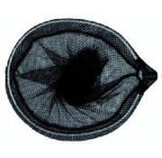 Aquaforte Schepnet Ø35 cm grofmazig zwart