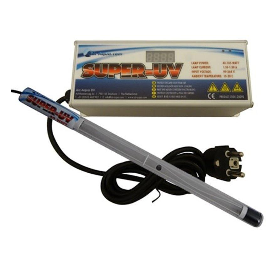 Air Aqua Super UV Dompel Amalgaam 75 Watt Set