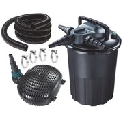 Aquaforte AquaForte Filterset CBF4000 + EC3500 (PL 9 watt UV-C)