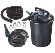Aquaforte AquaForte Filterset CBF8000 + EC5000 (PL 11 watt UV-C)