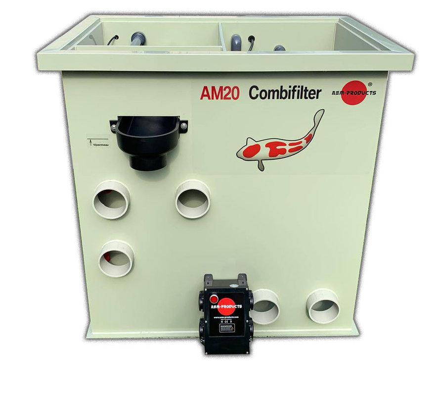 AEM AM-20 Combi/Totaalfilter