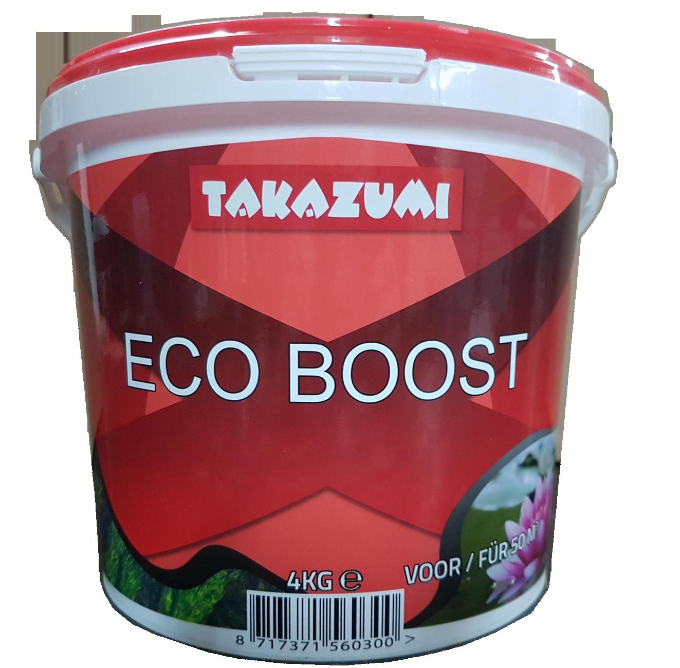 Eco Boost - 4 Kilo | Takazumi