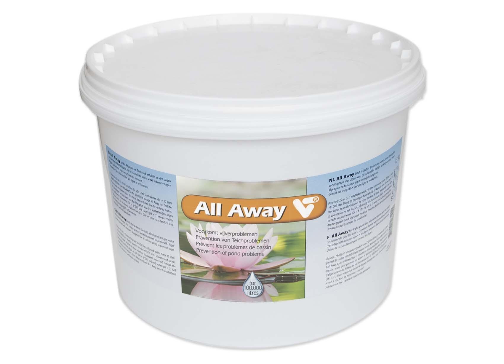 All Away - 13 Kilo | Velda
