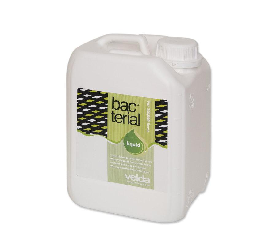 Velda Bacterial Liquid 2,5 ltr voor 250.000 liter water