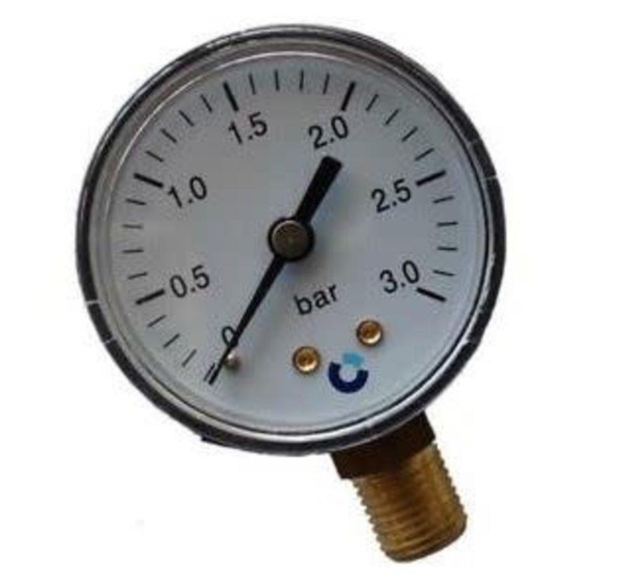 Manometer 0-3 bar