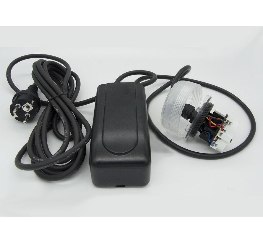 Universele Ballast voor Velda UV-C units 18 watt + Eindkap