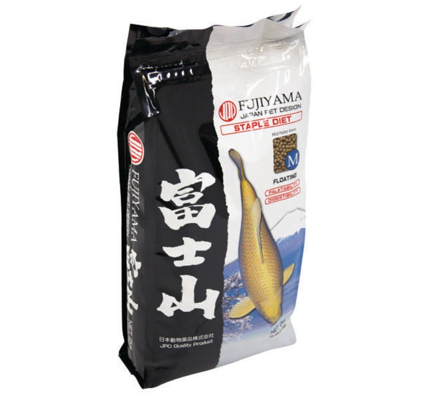 JPD Fujiyama Staple Diet (M) - 10kg