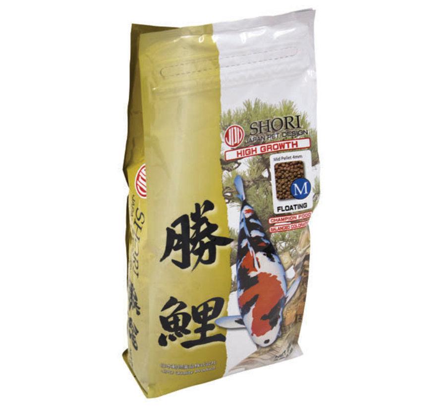 JPD Shori High Growth (M) - 5kg