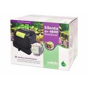 Velda Velda Luchtpomp Silenta Outdoor 4800 Pro set