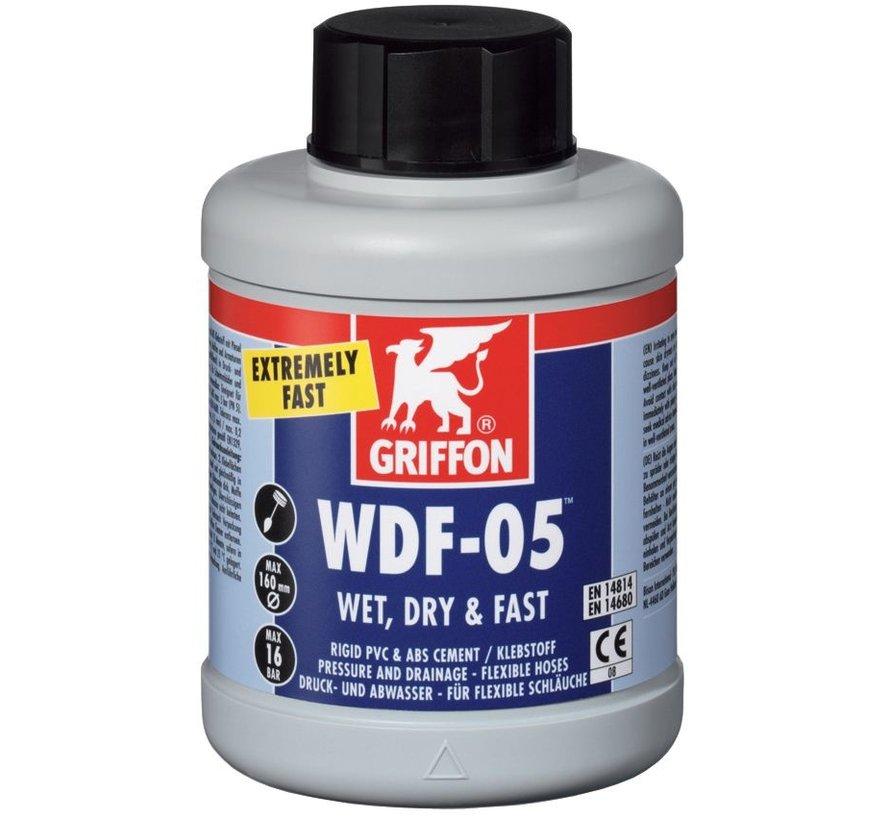 Griffon WDF-05 Sneldrogende Lijm 125ml