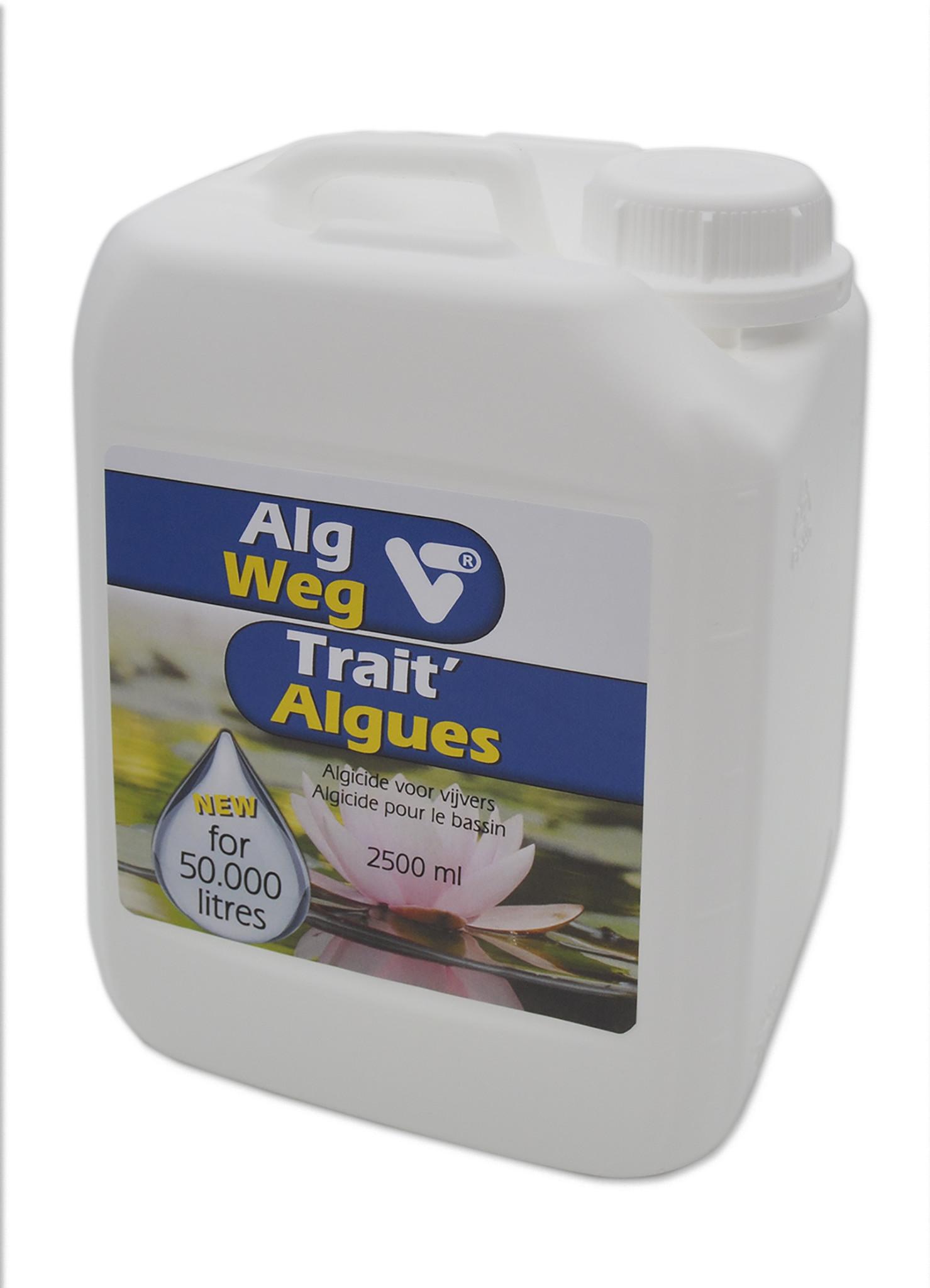 Algweg Liquid - 2,5 Liter | Velda