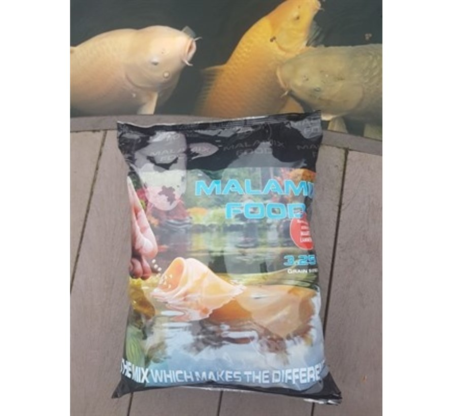 Malamix Food 3,25kg (zak)