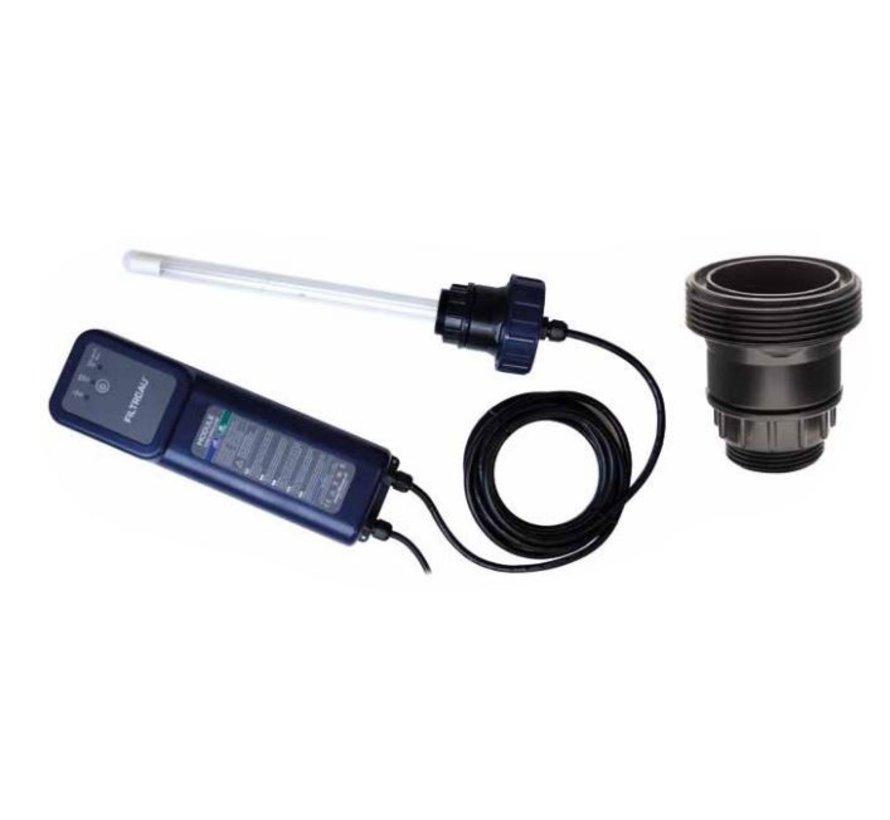 AEM UV-C Inbouwmodule 80W Amalgaam incl. Timer