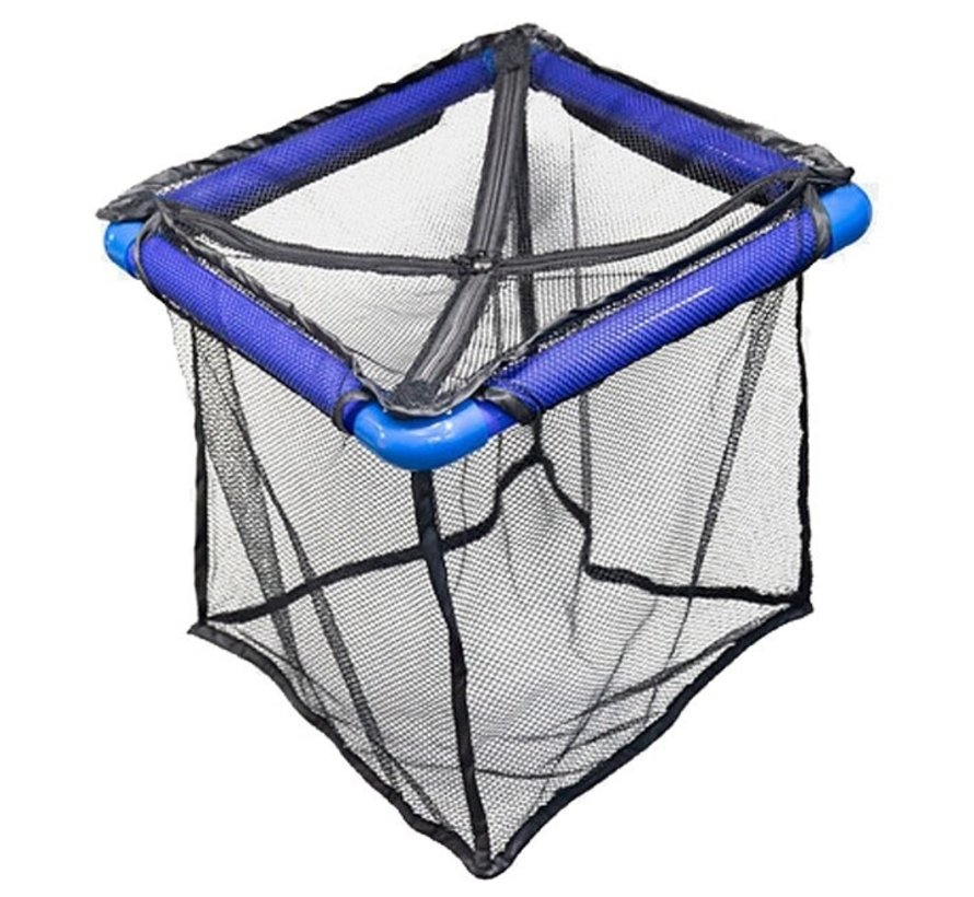 Kp Floating Fish Cage 70x70x70 Cm