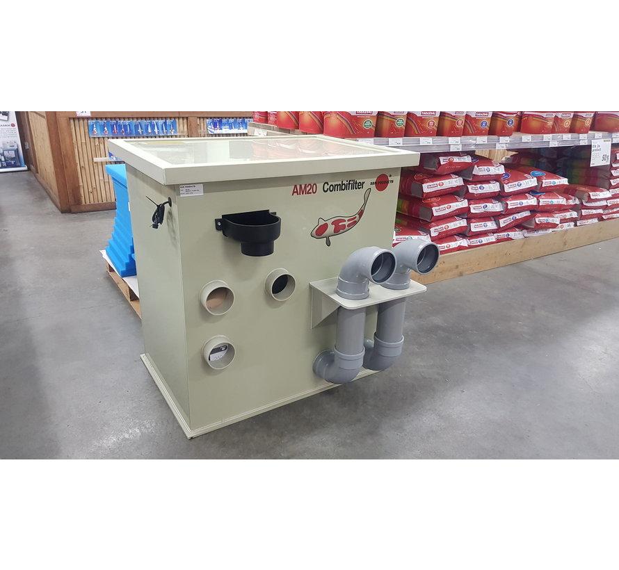 AEM AM-20 Combi/Totaalfilter NIEUW 6 Bar Hogedruk pomp gevoed