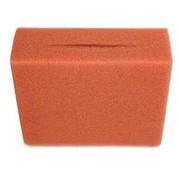 Aquaforte Filterpatroon Biotec 12 fijn rood