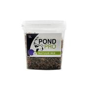 Pond Pro Pond Pro Natuur Mix - 2,5 Liter Emmer