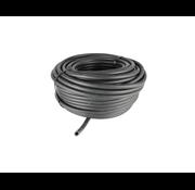 Air Aqua Luchtslang zinkend 8 mm zwart 5 meter rol