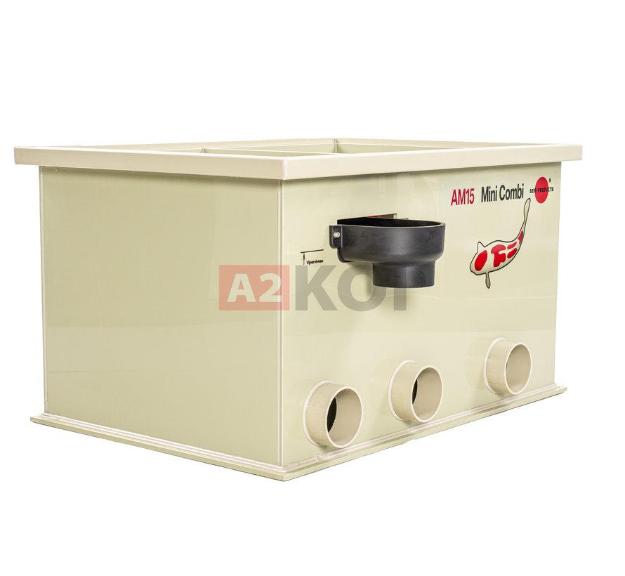 AEM AM-15 Combi/Totaalfilter (Matten)