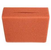 Filterpatroon Biotec 18/36 fijn rood