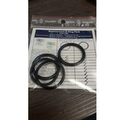 TMC O-ringen (2x) voor TMC kwartglas 15/25/30/55/110 watt