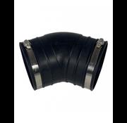 Air Aqua Flexibele bocht (45°) 110mm