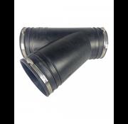 Air Aqua Flexibel Y-stuk 160mm