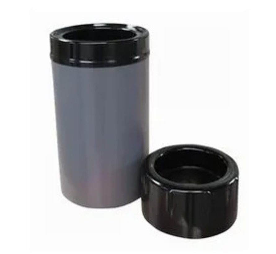 Buisskimmer 110 mm Grijs