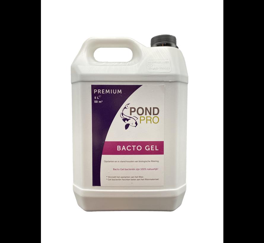 Pond Pro Premium Bacto Gel 5 liter