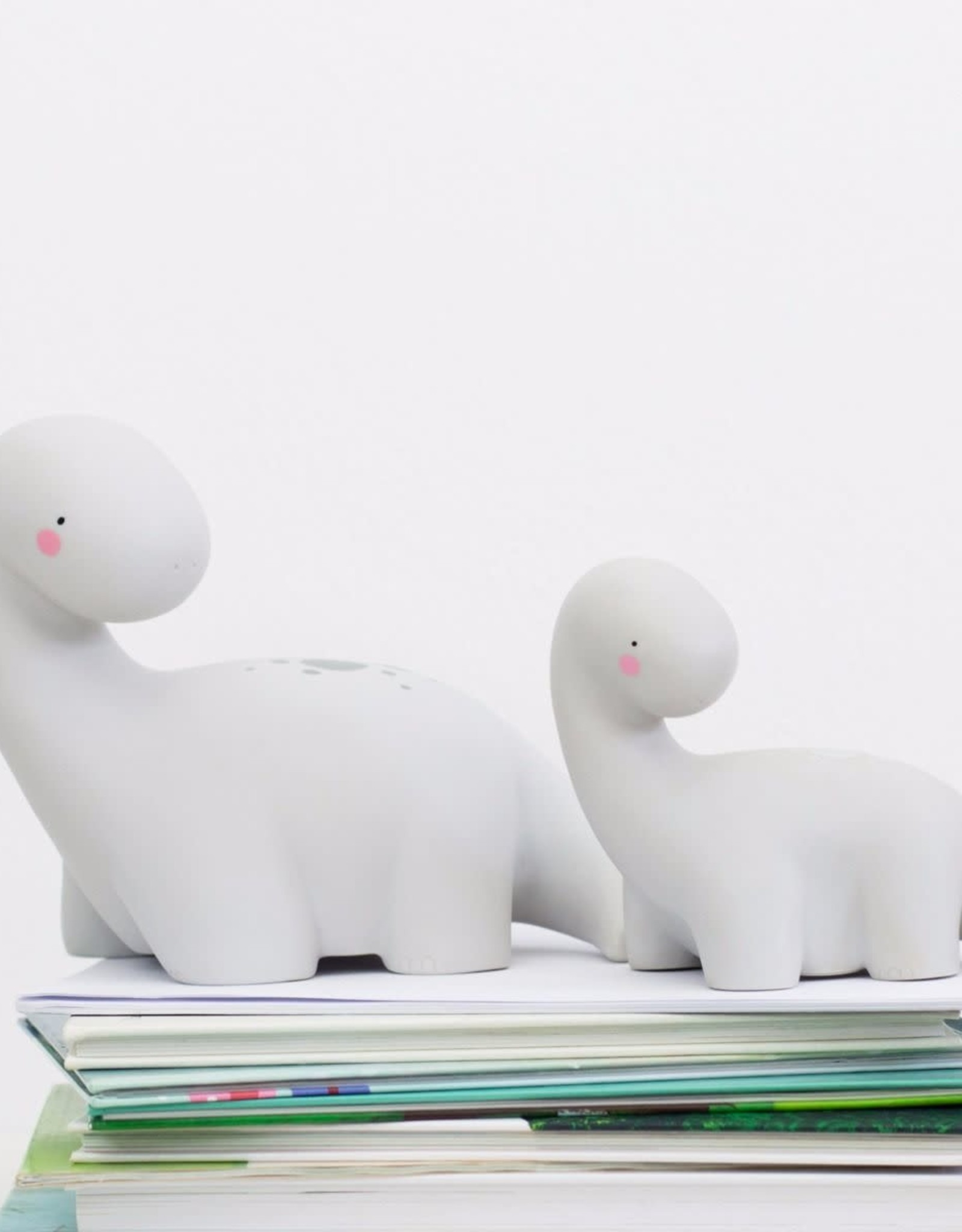 A Little Lovely Company Lamp Brontosaurus groot - A Little Lovely Company