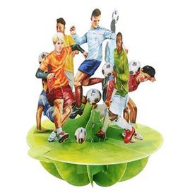 Santoro London Voetbal - Santoro Pirouettes