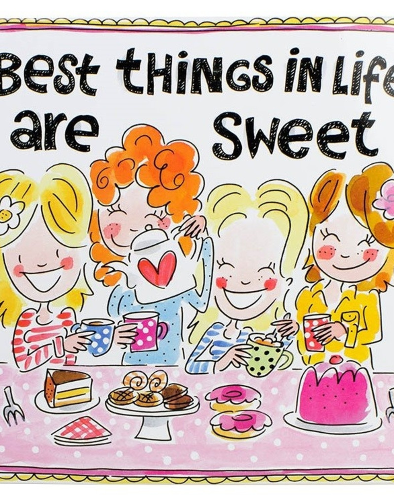 """Blond Amsterdam Blik Best Things """"Even Bijkletsen"""" - Blond Amsterdam"""