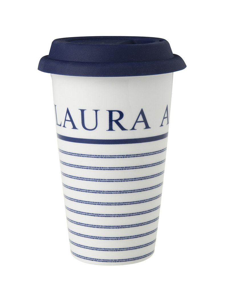 Laura Ashley Coffee to go Beker Candy - Laura Ashley