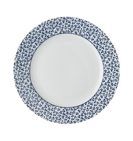 Laura Ashley Ontbijtbord 23cm Floris - Laura Ashley